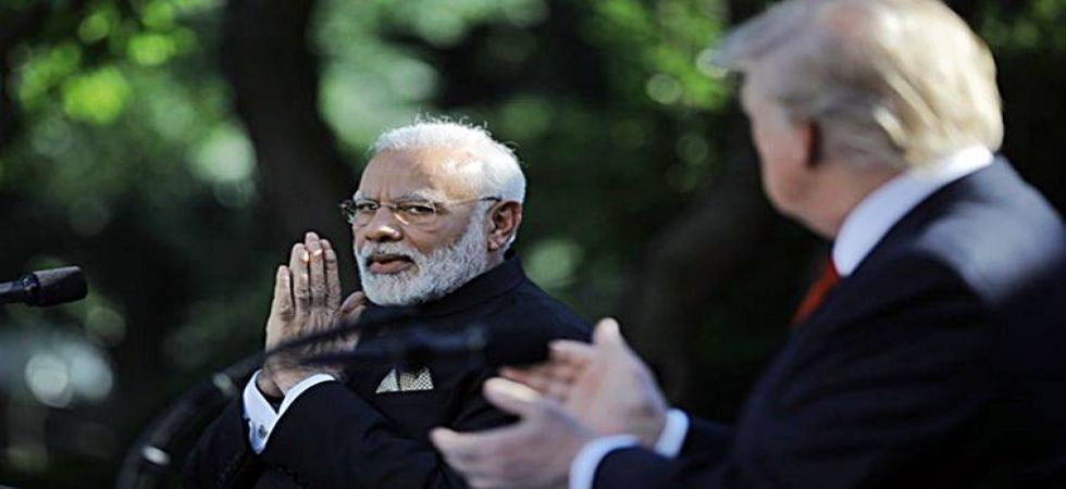 Read India's response on Trump's 'Library In Afghanistan' dig here (File Photo)