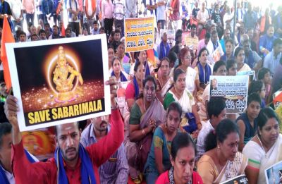 Sabarimala LIVE: Kerala shutdown cripples normal life, 2 protesters detained, Karnataka stops bus services