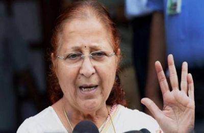 Lok Sabha Speaker Sumitra Mahajan suspends 12 TDP lawmakers for stalling House proceedings