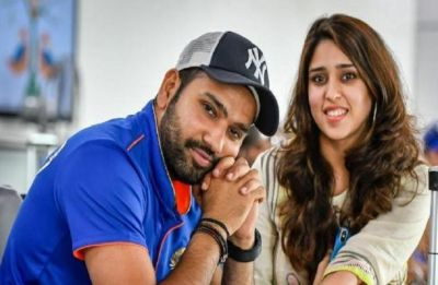 'Hello World! Let's have a great 2019' – Rohit Sharma's post with new-born daughter melts hearts