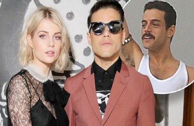 Rami Malek confirms relationship with 'Bohemian Rhapsody' co-star Lucy Boynton