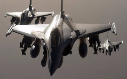 Indian Air Force to deploy Rafale fighter jets near Pakistan