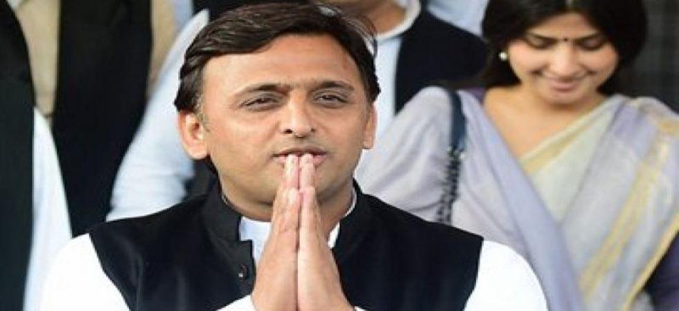 Samajwadi Party president Akhilesh Yadav was the mining minister during 2012-13.