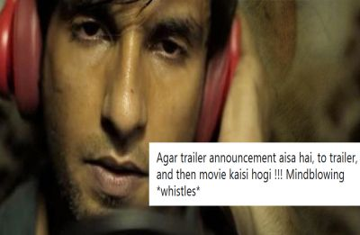All Hail Ranveer Singh: Fans thrilled after watching Gully Boy Teaser, reactions inside!