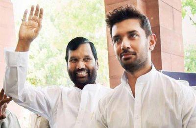 Chirag Paswan warns again: Issues like Ram Temple, triple talaq may harm NDA