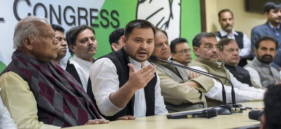 Tejashwi Yadav is the leader of the opposition in the state assembly. (PTI/File)
