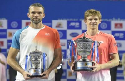 Kevin Anderson wins Tata Open title, denies Ivo Karlovic a chance of history