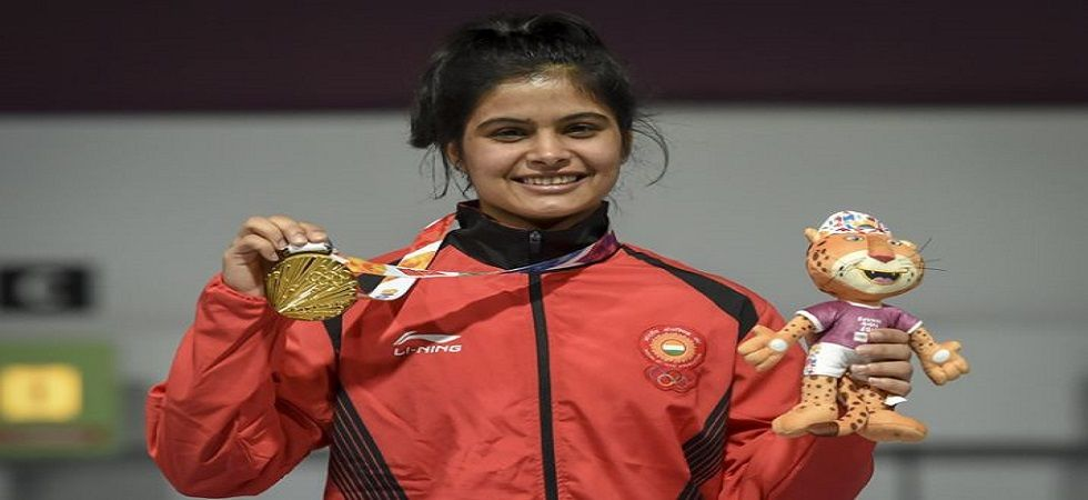 Manu Bhaker has been a sensation in the world of shooting in 2018. (Image credit: Twitter)