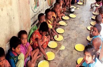 In anganwadis of Uttar Pradesh, 14 lakh 'ghost children' ate food worth 25 crore