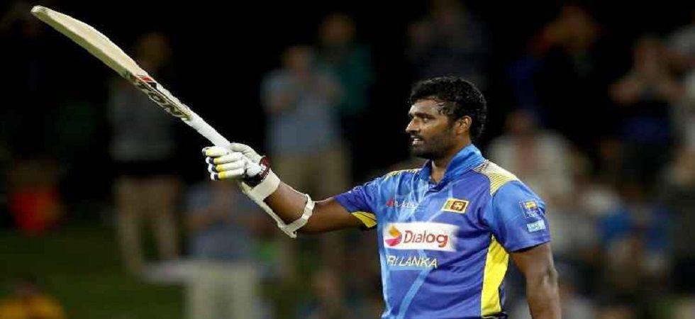 Thisara Perera broke a 22-year record set by Sanath Jayasuriya as he blasted 13 sixes in the ODI against New Zealand. (Image credit: Twitter)