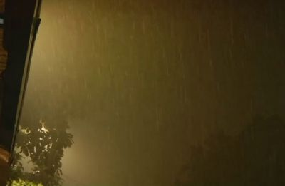 Rain brings down Delhi temperature, air quality 'very poor'