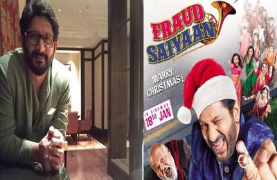 Arshad Warsi bought 50 pairs of shoes for entire crew of Fraud Saiyaan!