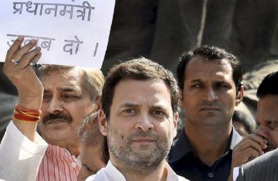 Rahul Gandhi accuses PM Modi of 'weakening' HAL to help his 'suit-boot friend'