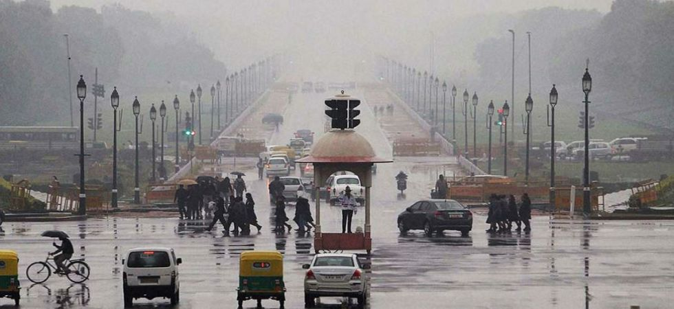 Delhi records season's lowest pollution level after rainfall (File Photo)