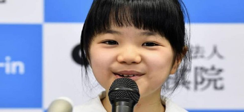 Japanese girl to become youngest professional Go player  (Photo: Twitter)
