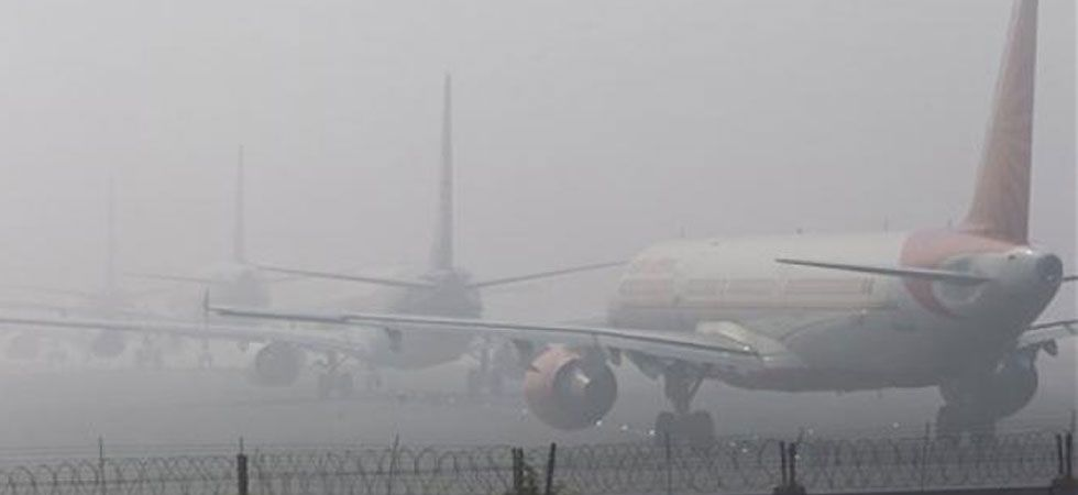 Airlines have asked their passengers to check flight status before heading to the airport.