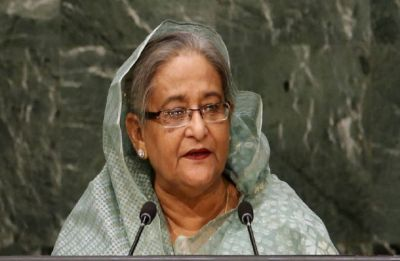 Sheikh Hasina takes oath as Bangladesh Prime Minister for third consecutive term