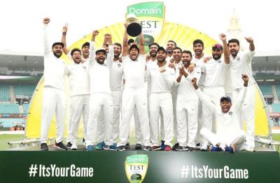 'History created', 'Moment we have waited for' – Twitter erupts at India's series win in Australia