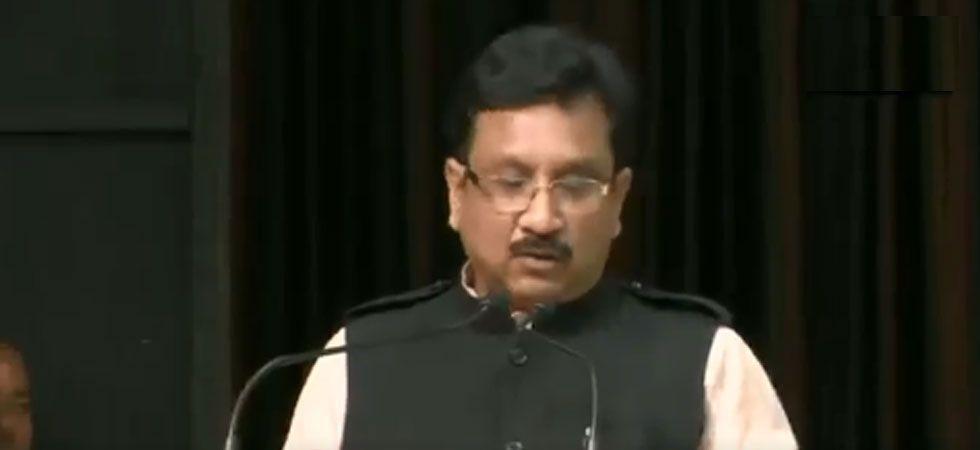 Vijay Shah was Madhya Pradesh education minister in the previous Shivraj Singh Chouhan government.  (ANI Photo)