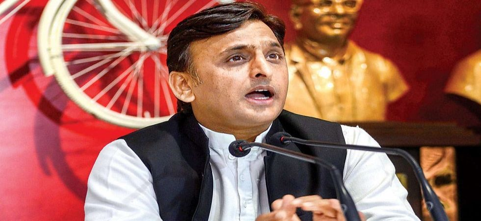 Akhilesh Yadav cleared 13 'illegal' mining leases in single day: CBI (File Photo)