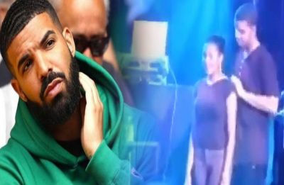 VIDEO: Drake kisses and gropes a minor during his concert, faces social media backlash