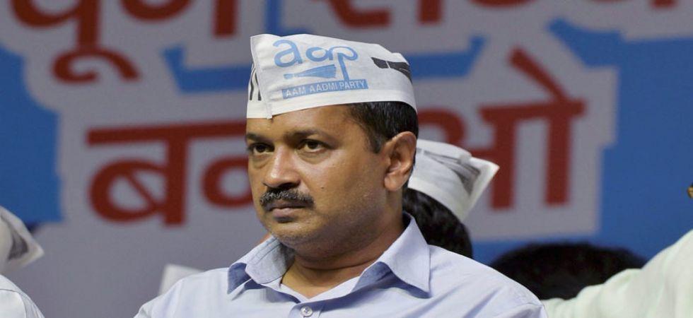 Kejriwal warns people against voting BJP, Congress in Lok Sabha polls (File Photo)