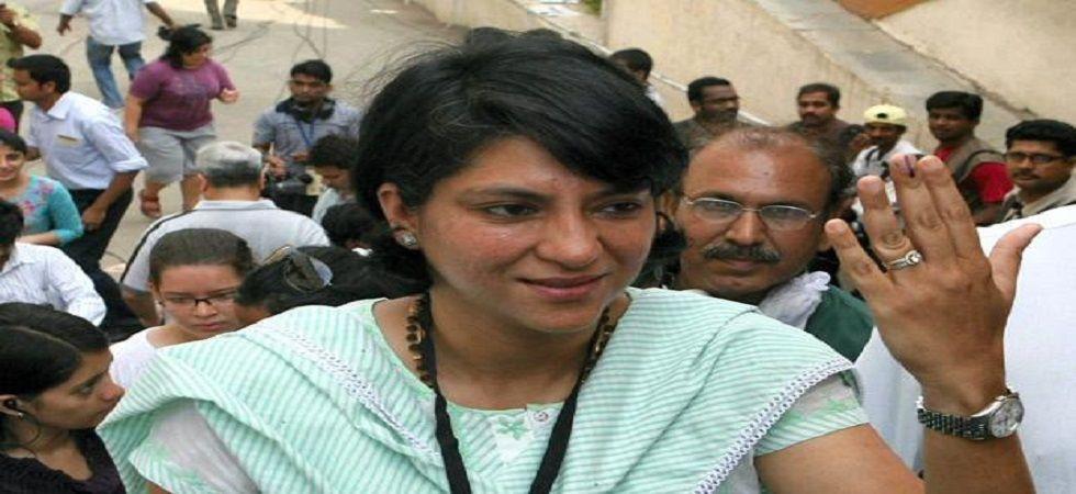 Former Congress MP Priya Dutt. (PTI/File)