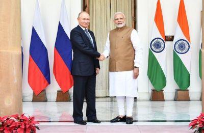 PM Modi, Putin hold telephonic conversation