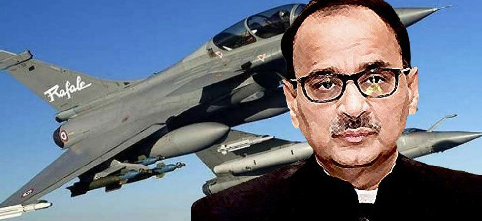 Congress chief Rahul Gandhi had claimed that Alok Verma was sacked because he was willing to probe the Rafale deal.