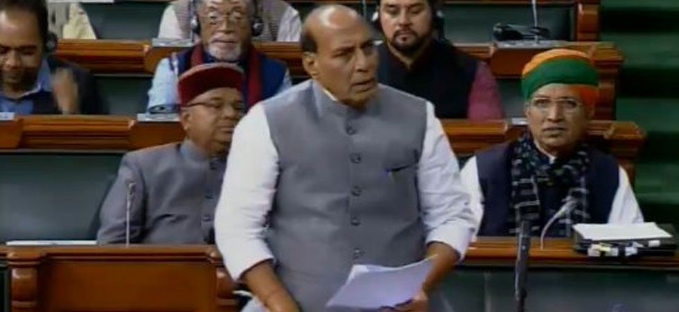 The bill, which was tabled in the Lower House by Union Minister Thawar Chand Gehlot, is aimed at providing quota to 'poor' in upper castes.