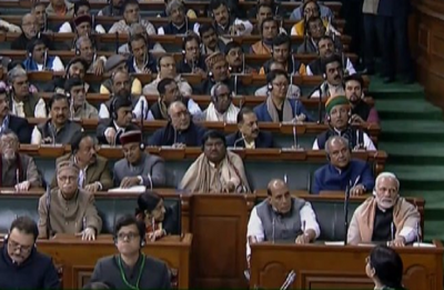 Lok Sabha passes 10% Quota Bill for economically weaker section in upper castes