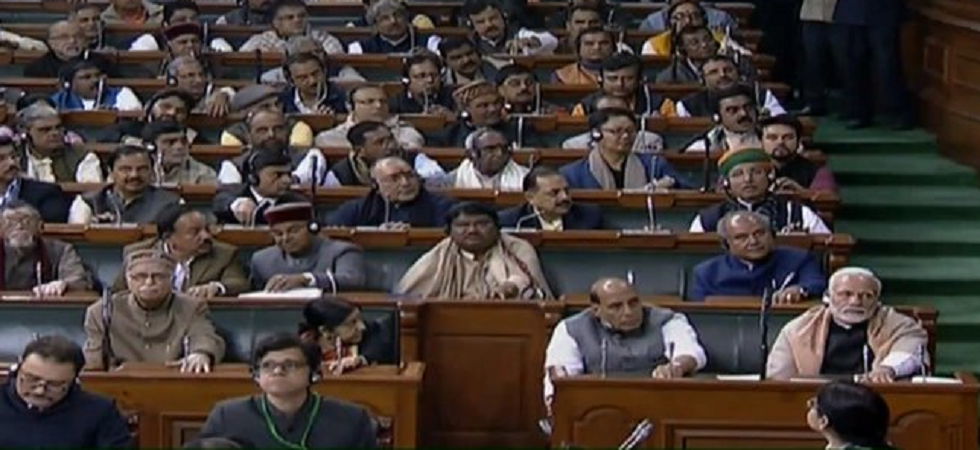 As many as 323 members voted in support of bill and only three voted against, underlining the cross-party support the politically crucial bill elicited. (ANI)