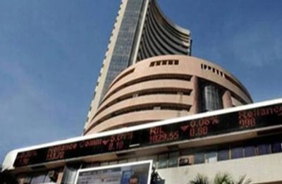 Opening Bell: Sensex opens on a choppy note; Nifty tests 10,750 in early morning trade