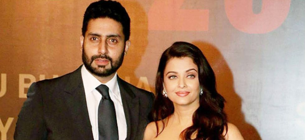 Abhishek was set to reunite with wife Aishwarya Rai for Anurag Kashyap's production venture titled Gulab Jamun./ Image: Instagram