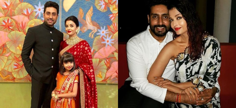Aishwarya Rai Bachchan and husband Abhishek Bachchan./ Image: Instagram