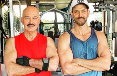 Rakesh Roshan undergoes surgery after early stage throat cancer diagnosis, says Hrithik
