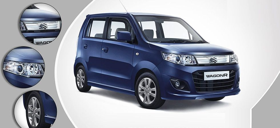 Maruti Suzuki's Wagon R 2019 (Twitter)