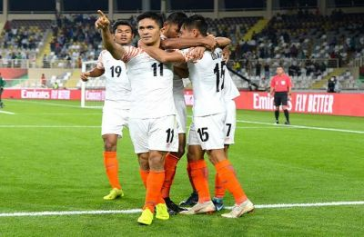 AFC Asian Cup: Sunil Chhetri's India eye repeat of Thailand heroics in clash against UAE
