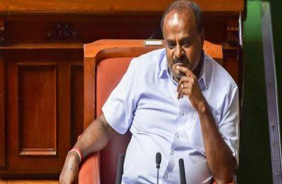 Working 'like clerk and not like CM', HD Kumaraswamy tells party lawmakers