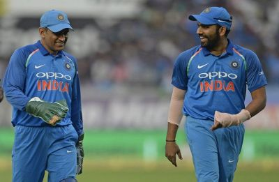 MS Dhoni returns to India squad for Australia series and stumps nature in style – This is how