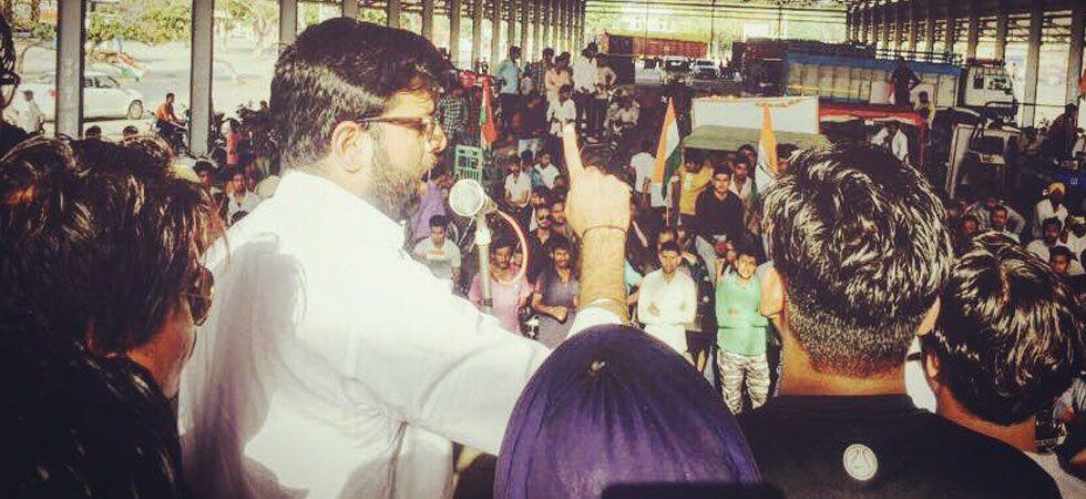 Digvijay Singh Chautala (Photo: Twitter/@DVJChautala)