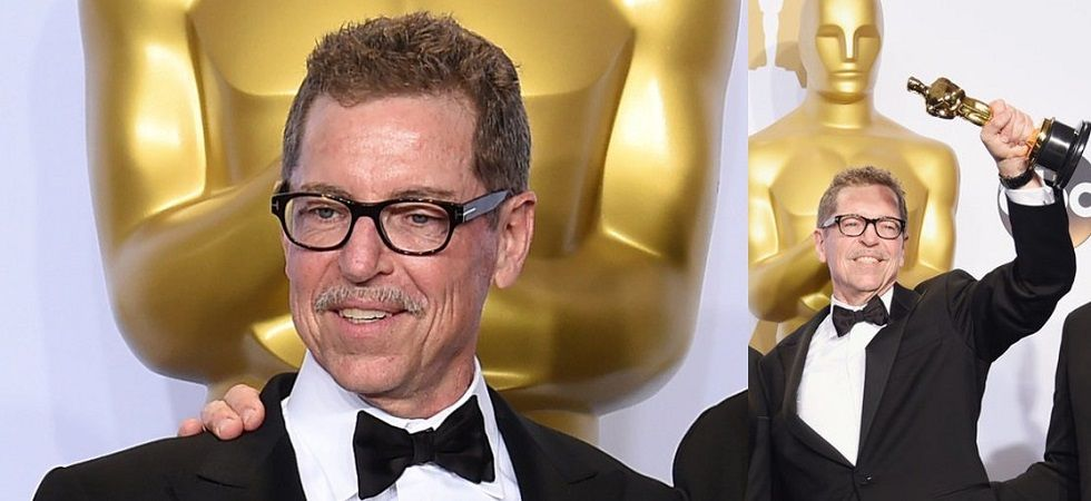 Oscar-winning sound mixer, Gregg Rudloff dead at 63 (Photo: Twitter)