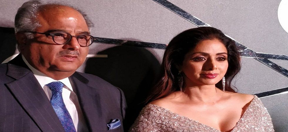 Boney Kapoor is not making a biopic on Sri Devi (Photo: Twitter)