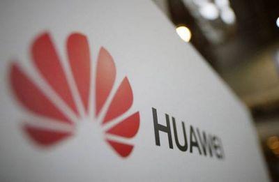 Huawei raps staff for sending tweet via iPhone