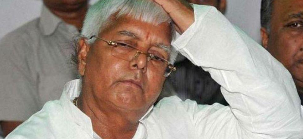 RJD Chief lalu Prasad Yadav's bail plea rejected