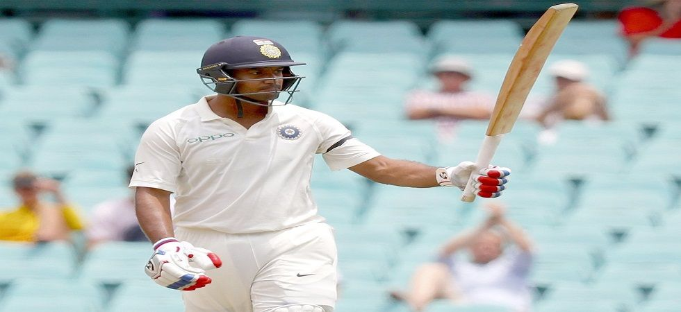 Mayank Agarwal slammed fifties in the Melbourne and Boxing Day Tests to help India to a series win in Australia. (Image credit: Twitter)