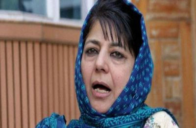 Mehbooba Mufti makes a veiled attack on Congress president Rahul Gandhi for 'misogynistic' remark