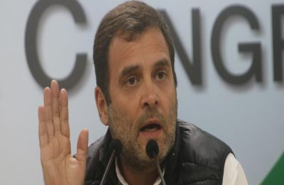 'Extremely misogynist, pathetic': Congress Chief Rahul Gandhi gets NCW notice over 'be a man' tweet