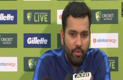 Rohit Sharma reveals India's world cup squad selection plan, says THIS on MS Dhoni's inclusion