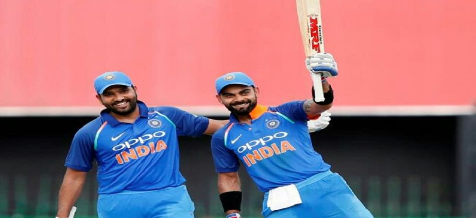 Virat Kohli's Indian cricket team will play five ODIs against Australia at home in what will be their final international assignment before the 2019 ICC Cricket World Cup in England. (Image credit: Twitter)